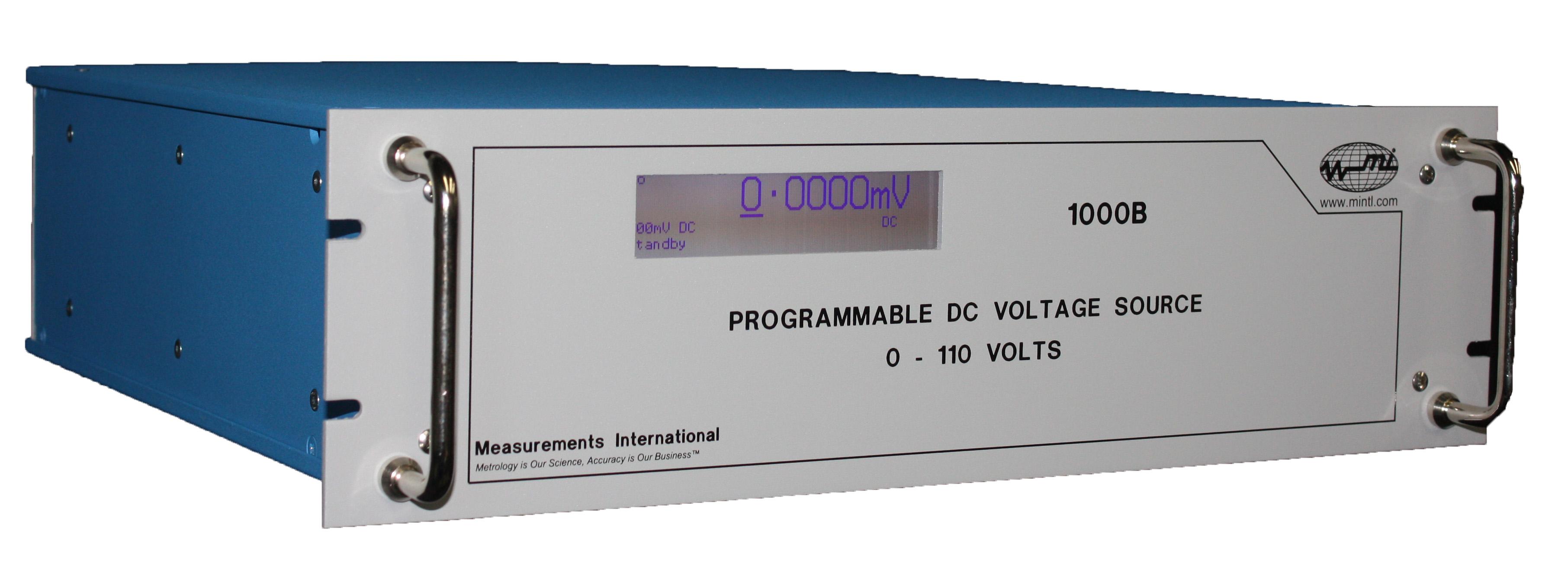 1000B Programmable DC Voltage Source