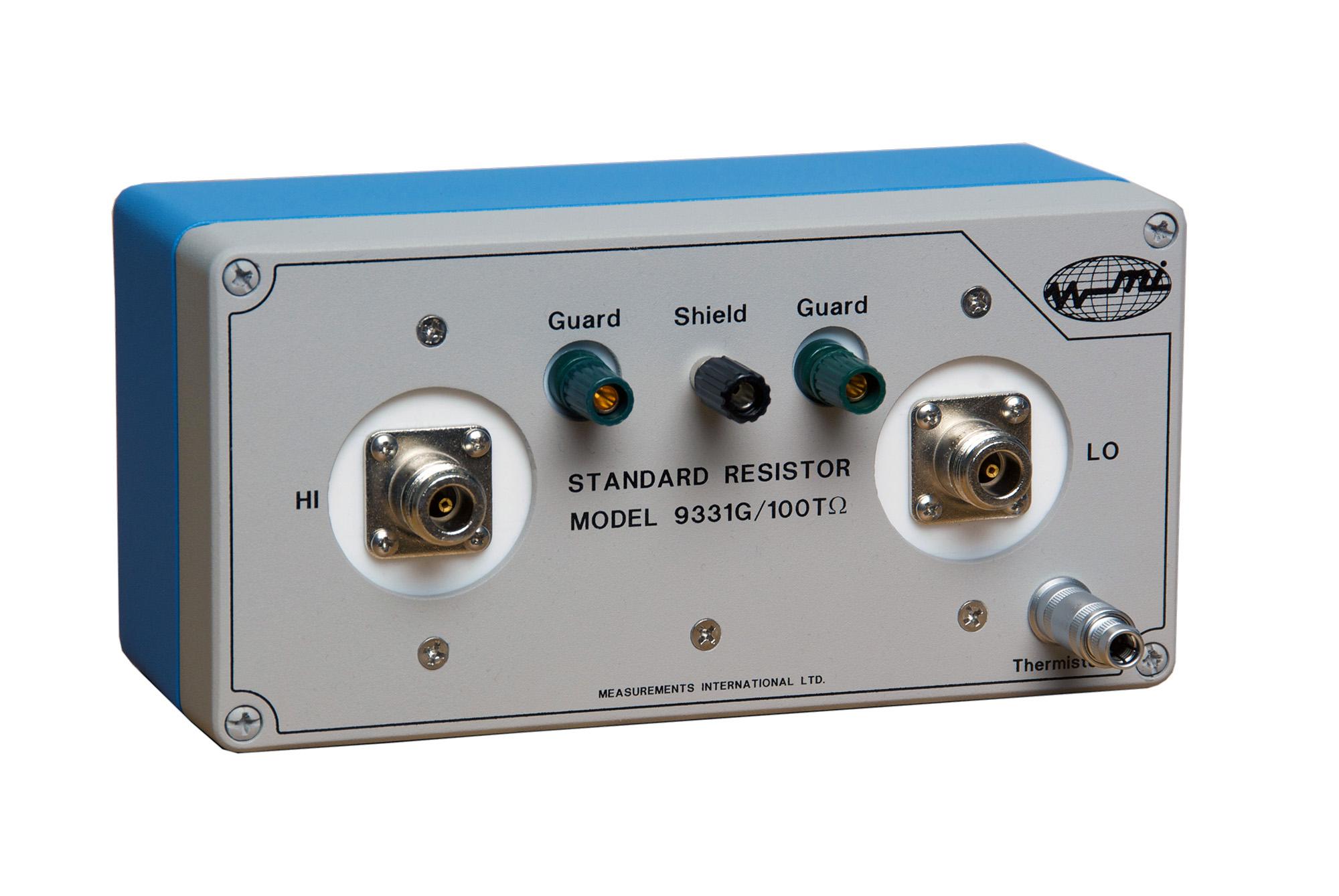 9331G/100T Standard Resistor