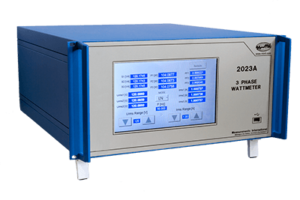 Model 2023A Three Phase Power Analyzer using new Digital Sampling Technology