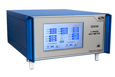 Model 2023A-XP 3-Phase Power Analyzer