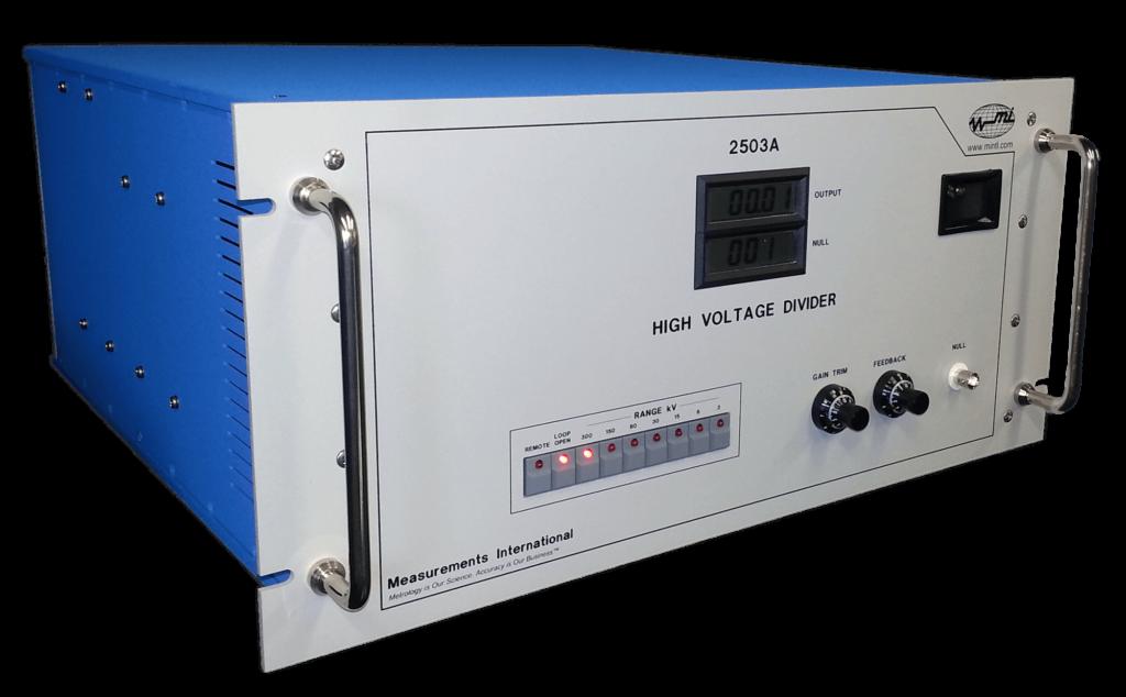 2503A High Voltage Divider
