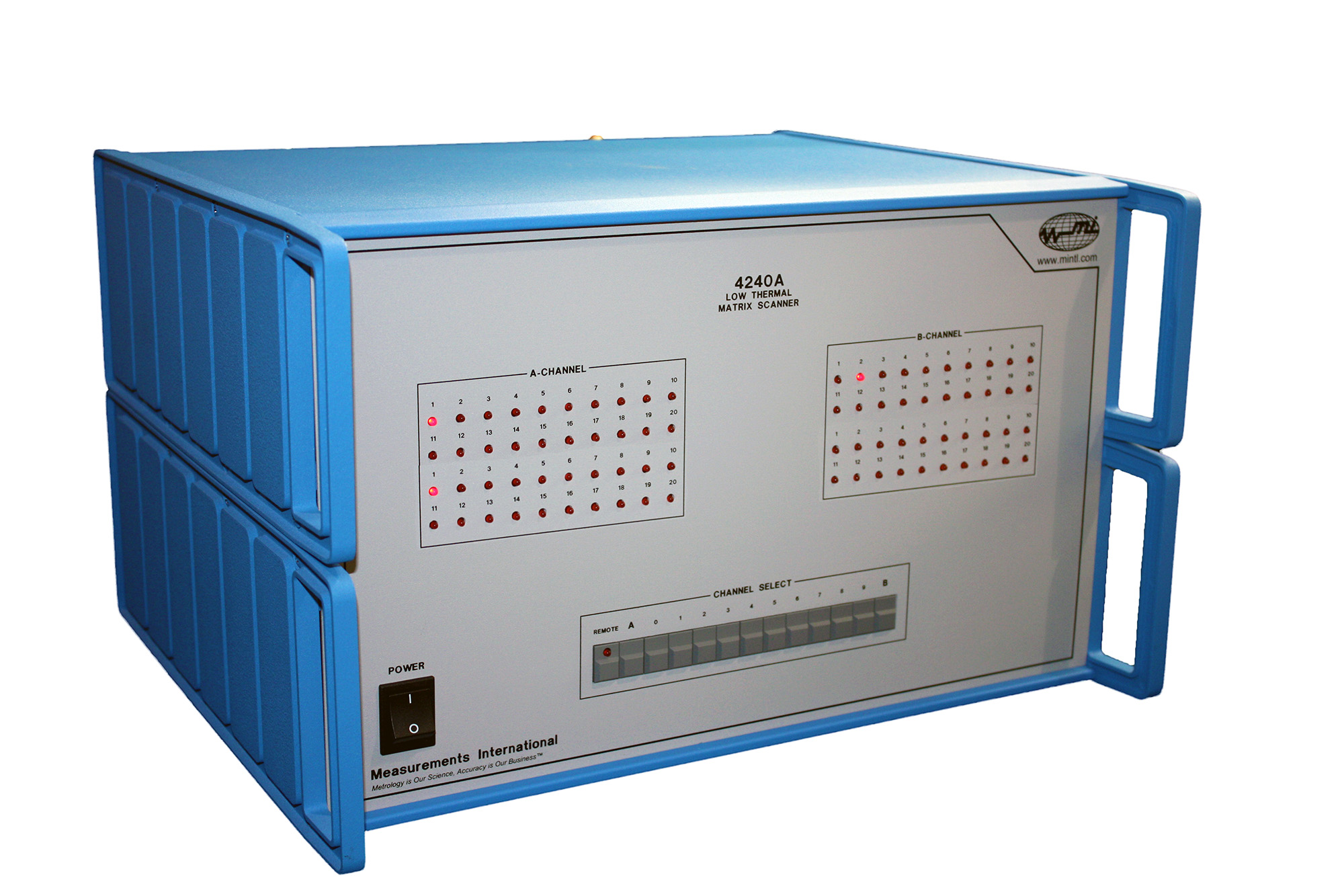 4240A Low Thermal Matrix Scanner
