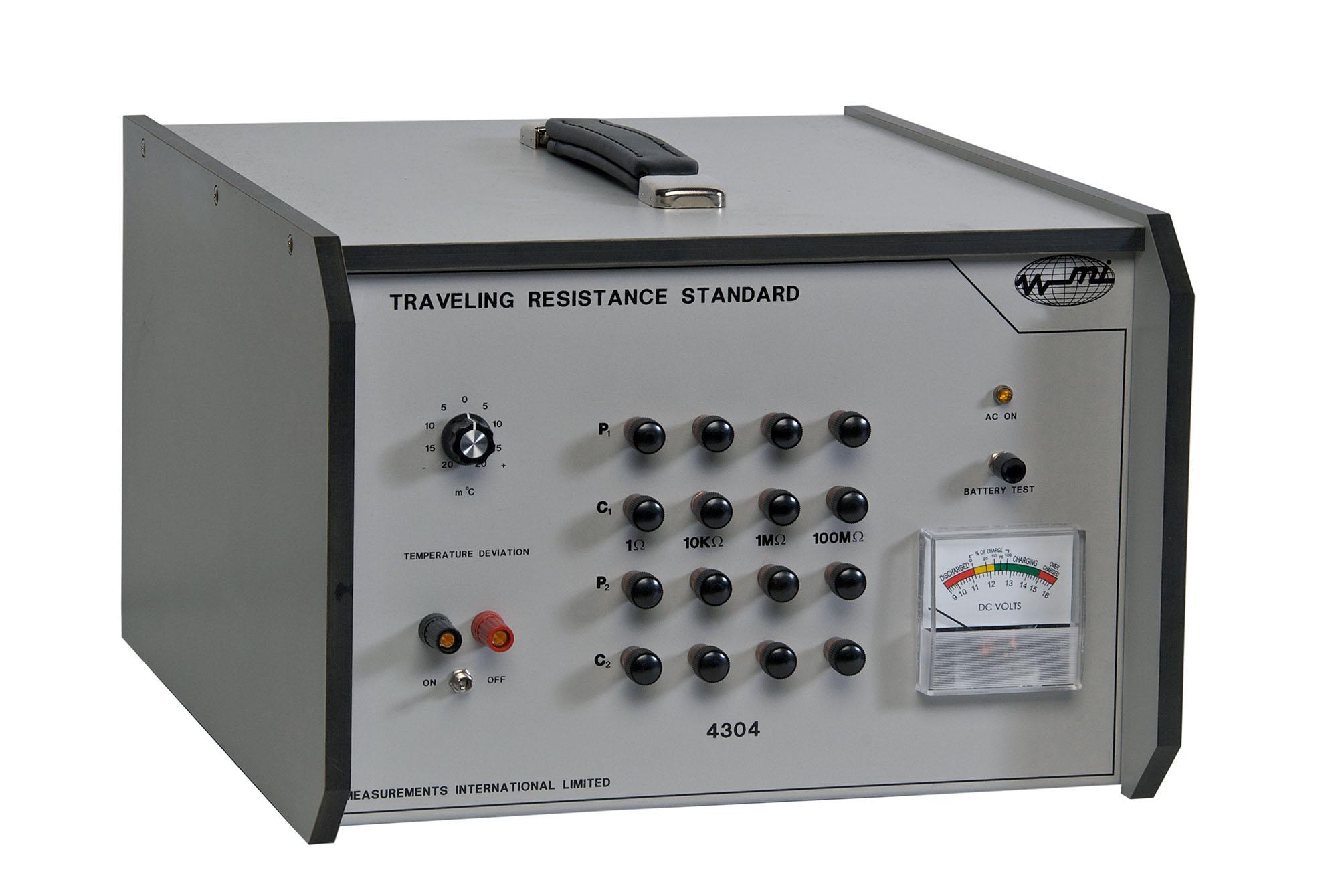 4304 Traveling Resistance Standard