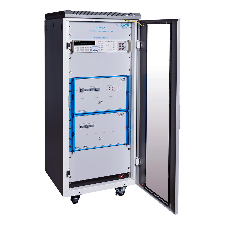 8000/8001 DC Volt Measure System