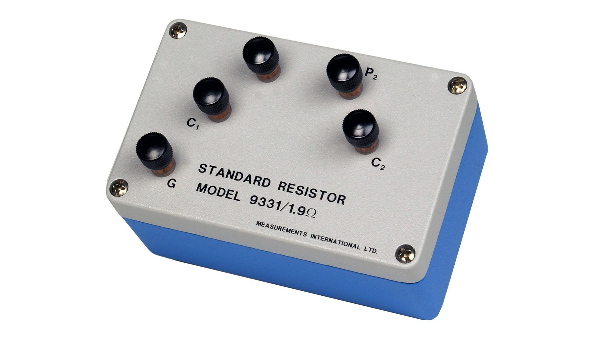 9331/1.9 Standard Resistor