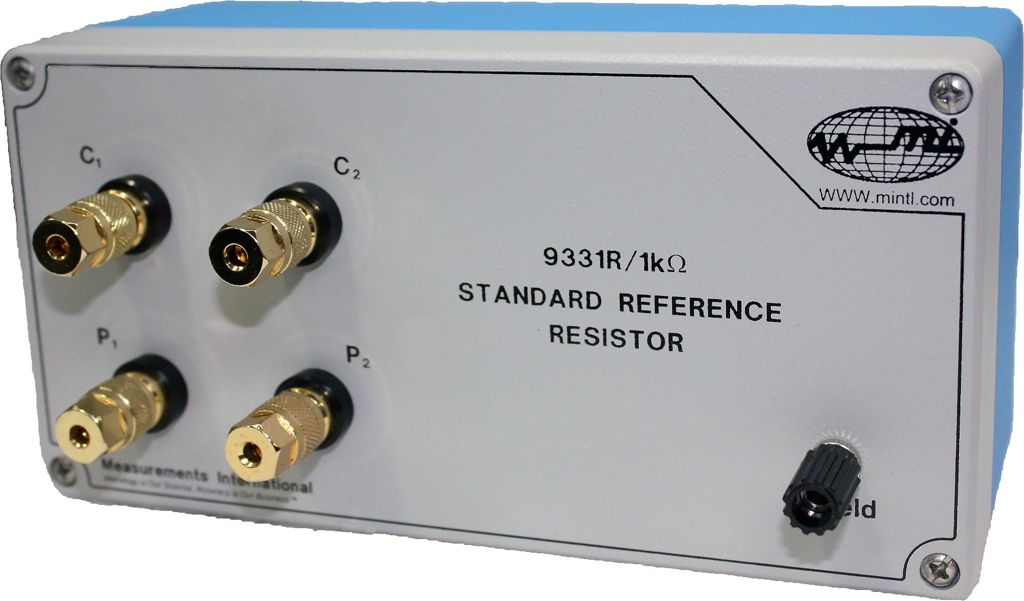 9331R/1K Standard Reference Resistor