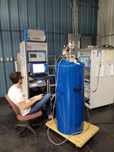 Testing of graphene based Quantum Hall System