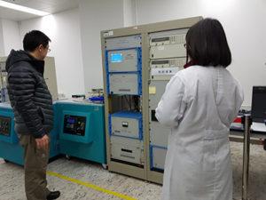 High Current 3000Amp Measurement System for Shunt Calibration