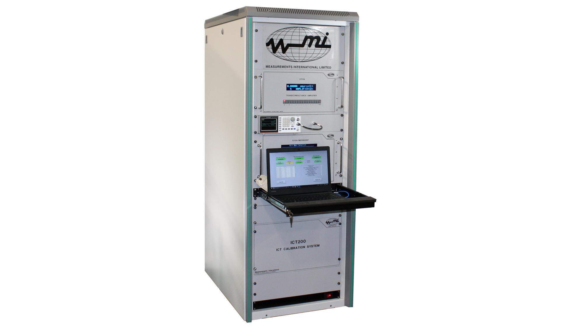 ICT200 System