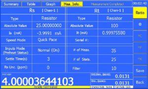 Measurement Info