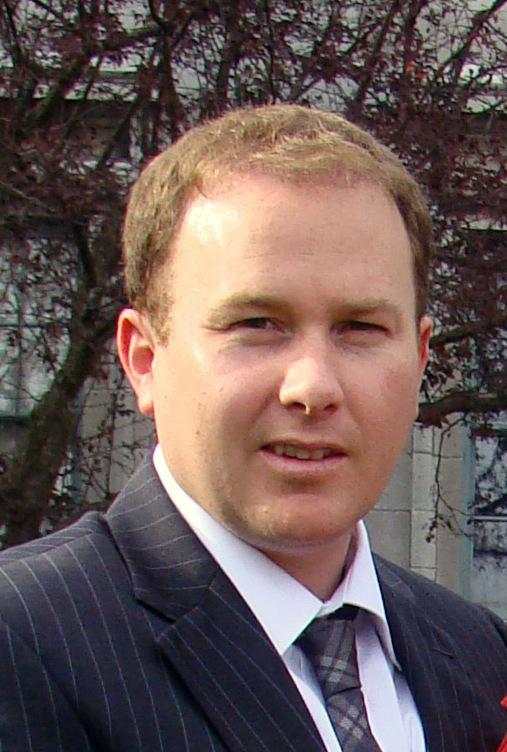 Ryan Brown - VP of Operations