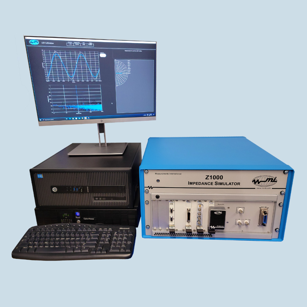 Z1000 iSimulator Impedance Simulator
